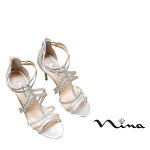 Nina Silver Carlie Sandals